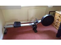 V-Fit Rowing Machine,