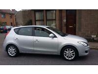 Hyundai I30 Comfort CRDI 56MPG and £30 Road Tax. Grab Your self a bargain!