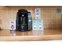 Tassimo Fidela coffee machine