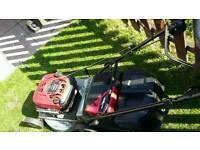Masport 500al 2015 push lawnmower
