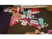 Baby girl large bundle