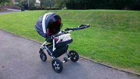 Pushchair 3in1
