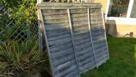 4 6ftx5ft fence panels