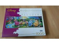 Disney high quality collection panorama 1000 piece jigsaw