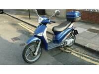 Piaggio liberty 125cc 125 scooter