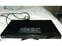 LG Dvd/Cd Player and Remote