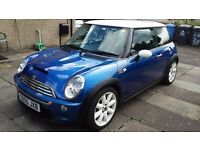 2005 Mini Cooper S 1.6 - 55 Reg - Full Leather Interior - 1 Year MOT