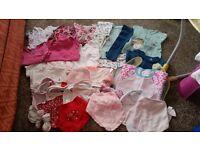 3/6 months girl bundle