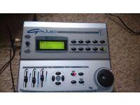 Galileo MP3/MIDI backing track player