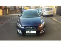 MAZDA 6 2.2 TD, 2009, 5 months MOT, 66k, Tidy Car in and Out, £3,300 ono