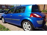 Renault magane dynamique 1.9dci for sale 10 months mot excellent condition