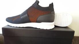 Hugo Boss trainers Extreme_Slon_Knit UK Size 8