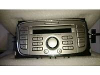 Genuine ford focus stereo