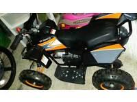 Petrol Quad bike