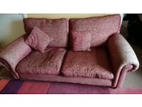 Laura Ashley Sofa Ideal Re Upholstery Project