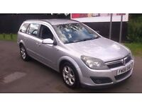 VAUXHALL ASTRA SXI TWINPORT(2006)1.6-ESTATE