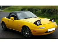 MX5 Eunos Roadster Parts