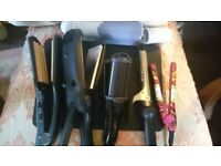 Hair heat tools £25