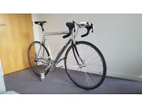 Cannondale CAD2 CAAD 2 R900 R 900 Polished 90's Ultimate Retro Road Racer Campagnolo Dura Ace Royce