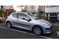 Peugeot 207 1.4 hdi left hand drive