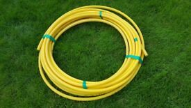 Gas pipe (yellow)