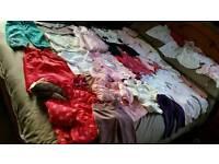 Baby girls clothing bundle age 6-9 months