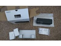 new boxed Sony SRS x33 Bluetooth speaker very loud