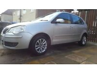 Volkswagen POLO 1.4 TDI, full service history, 1 owner, £30 annual road tax
