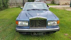 Lord Sugar's Rolls Royce