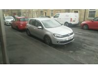 Volkswagen, GOLF, Hatchback, 2009, Manual, 1968 (cc), 5 doors