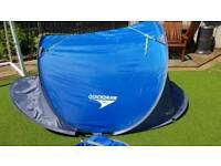 3 man tent GELERT Quickdraw tent XL kids