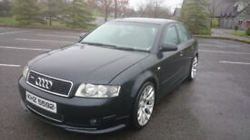 Audi a4 1.9 tdi sport 130bhp