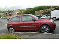 1.2 16v Renault Clio for Sale