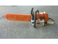 Stihl 036 60cc professional chainsaw