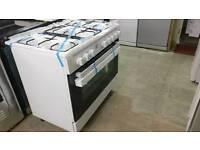 Logik range cooker 90cm ex catalogue New
