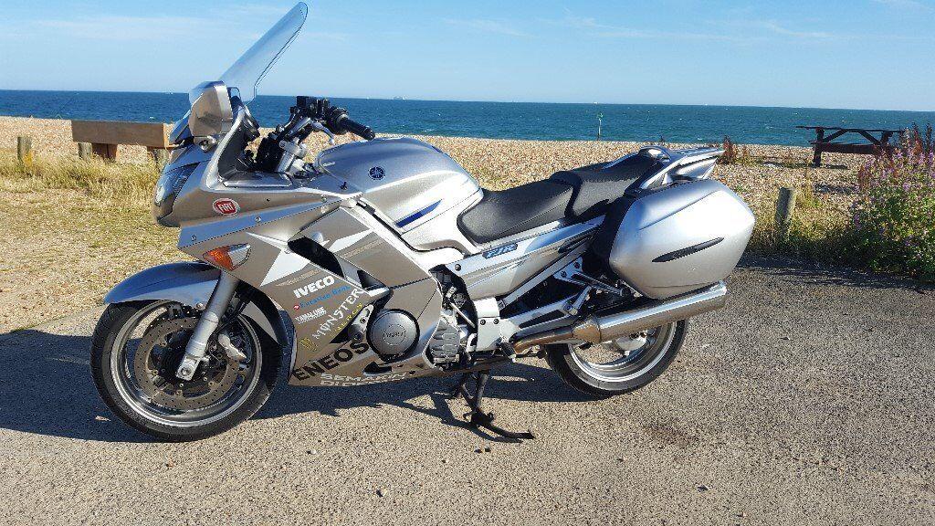 Yamaha FJR 1300A 2008
