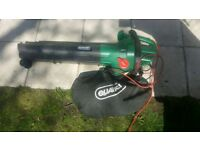 Qualcast leaf blower/ vac