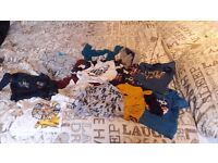 Bundle of baby clothes 3-6months