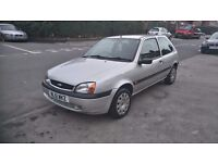 FORD FIESTA 1.2 2001 12 MONTHS MOT SERVICE HISTORY READY INSURED TO DRIVE AWAY TODAY £595