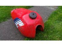 Yamaha DT50 mx Petrol Tank --- £40