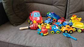 Bulk of baby toys