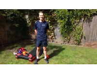 Tim Idle Personal Trainer. Free consultation & Free 1st session