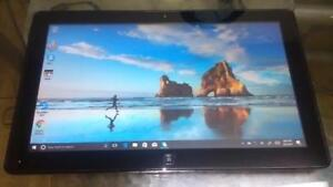 """Samsung Tablet 11.6"""" Very Fast Running With Dual Webcam Windows 10 Intel Core i5 128gig SSD Wi-Fi 4gig $149"""
