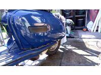 Lambretta Li150(TV200 engine)