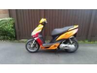 Yamaha mbk jog r 50cc moped . Aerox sym speedfight piaggio gilera zip runner