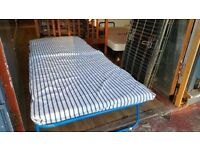 Folding Single Camp / Guest Bed
