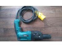 *Still available* Makita 110V sds drill