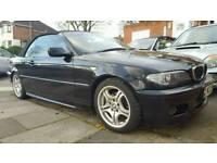 BMW 3 SERIES 318CI MSPORT CONVERTIBLE FACELIFT 2004