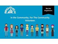 Community Centre Volunteer