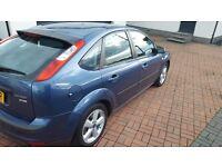 Ford Focus 1.8 Zetec Climate TDCI - Excellent Condition - MOT until 4/8/17 - £1500ono
